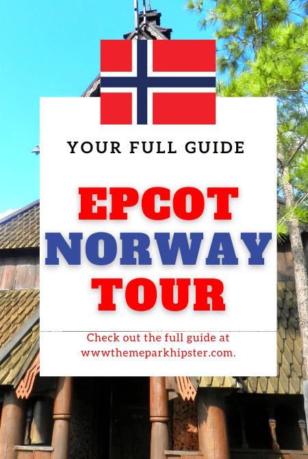 Epcot Norway tour and guide
