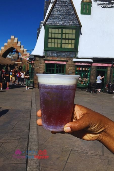 Butterbeer in Wizarding World of Harry Potter