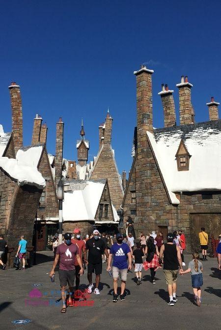 Harry Potter World Hogsmeade