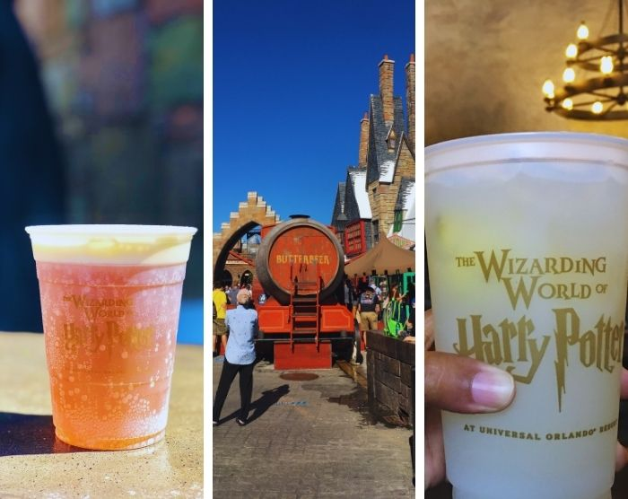 Wizarding World of Harry Potter Food
