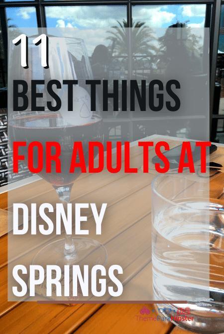 Best Things to do at Disney Springs for Adults