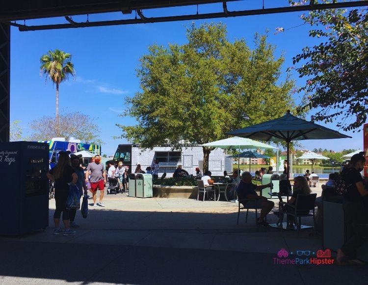 Disney Springs Food Trucks