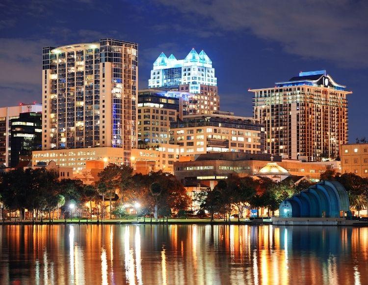 Dr Phillips in Orlando