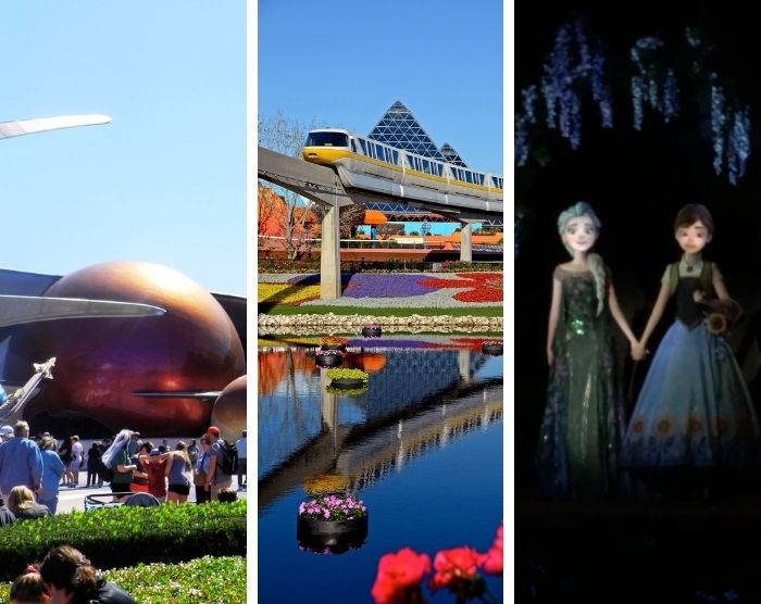 Epcot Rides for Solo Travelers