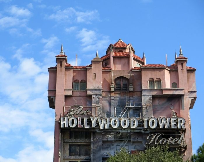 Hollywood Tower of Terror at Disney Hollywood Studios