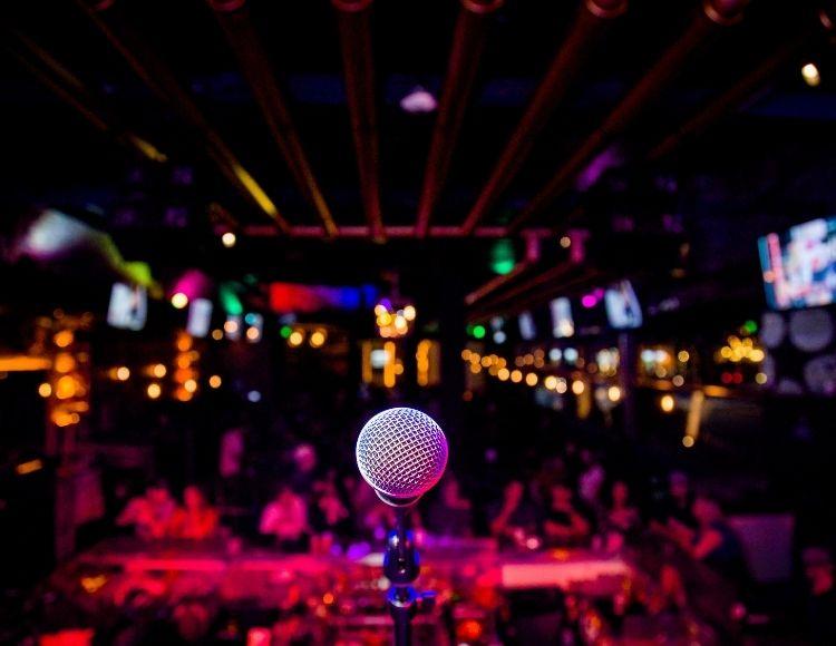 Improv Comedy Show. Making it one of the best indoor activities in Orlando.