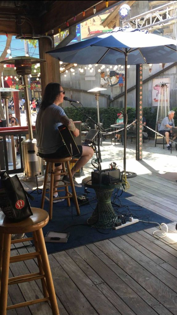 Live Entertainment at Disney Springs House of Blues