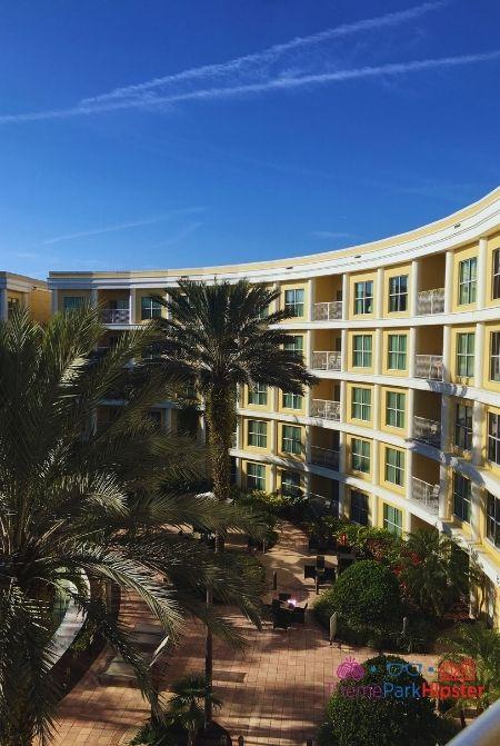 Melia Orlando View from Room Balcony
