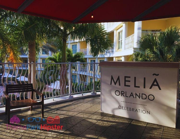 Melia Upstairs Bar