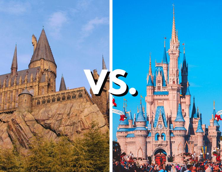 Universal vs Disney