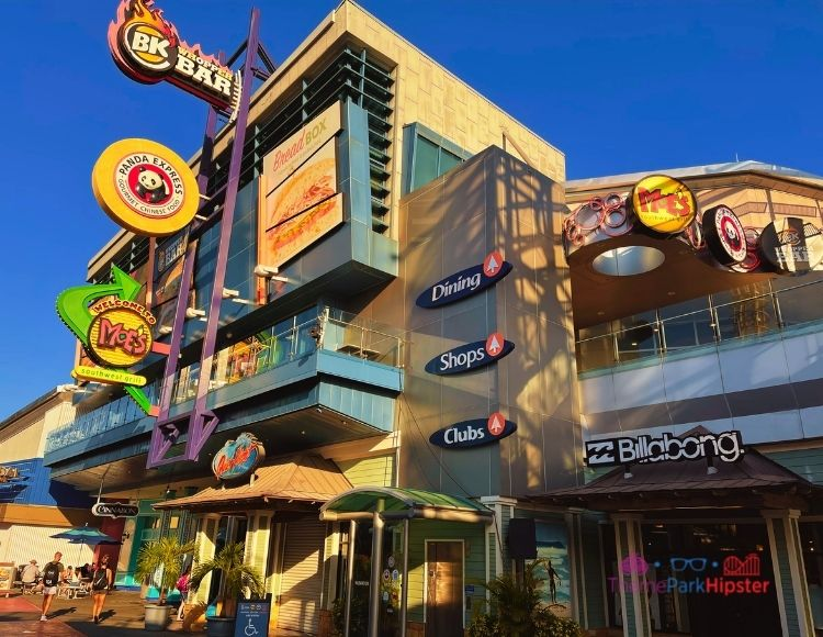 CityWalk at Universal Orlando universal studios vs islands of adventure