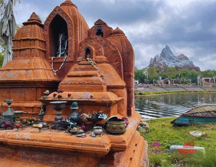 Expedition Everest Temple View Animal Kingdom. Disney World height requirements.