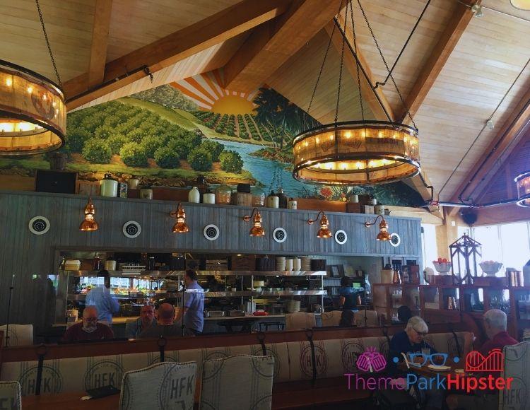 Homecomin Disney Springs Open Kitchen