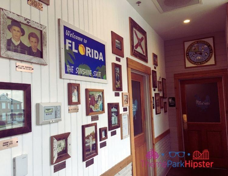 Homecomin Disney Springs Restrooms