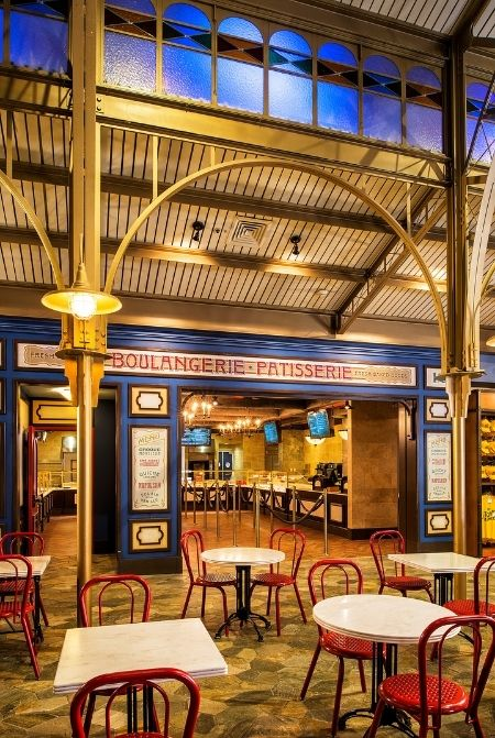 Les Halles Boulangerie & Patisserie Delights Epcot Guests Best Disney Breakfast