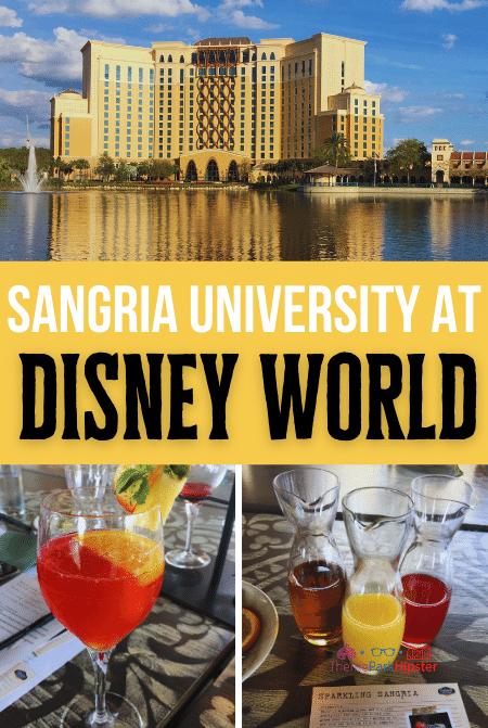 Sangria University at Disney Vertical