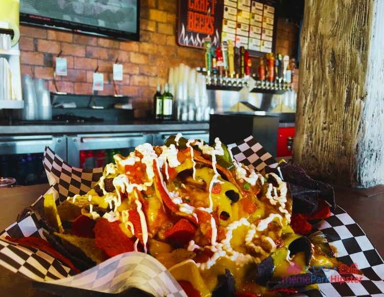 SeaWorld Orlando Flamecraft Bar Nachos