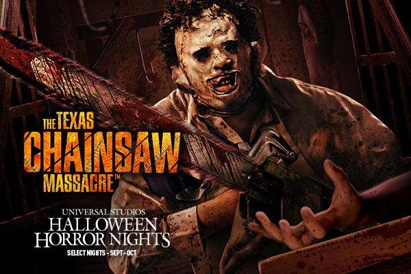 Texas Chainsaw HHN House 2021