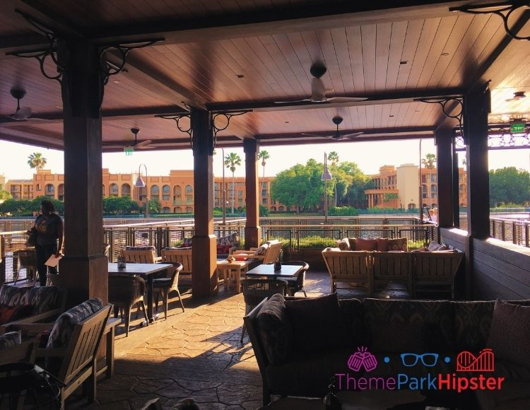 Three Bridges Bar at Coronado Springs Sangria University Disney