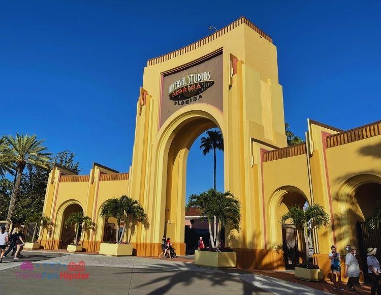 Universal Studios Arches