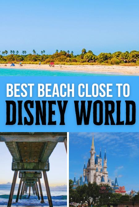 Best beach close to Disney World