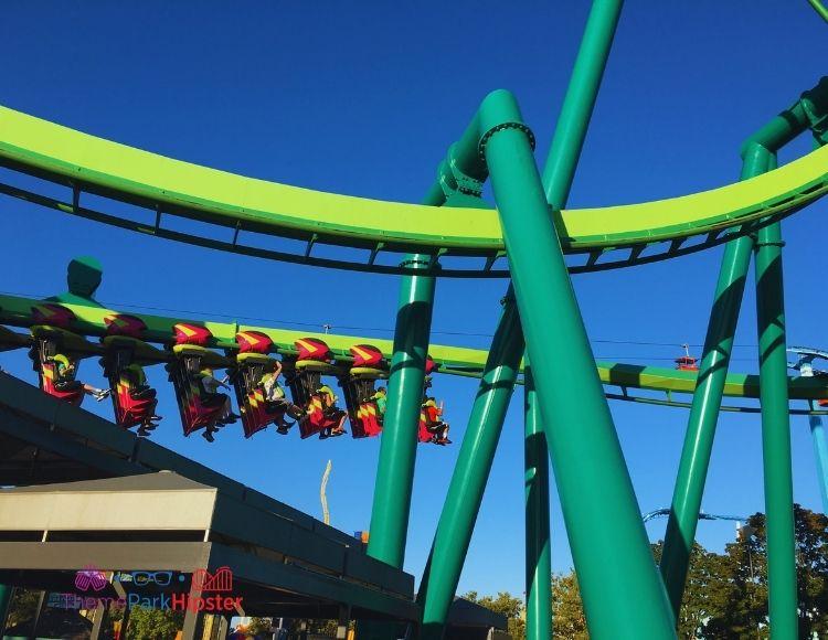 Cedar Point Raptor Roller Coaster
