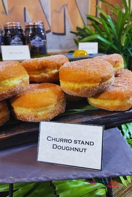 Churro Stand Doughnut at Universal Jurassic World