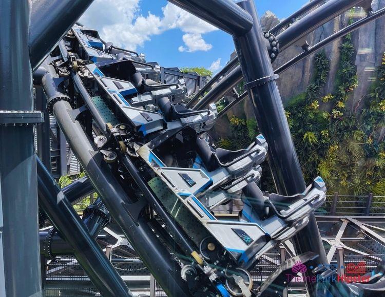 Islands of Adventure Velocicoaster roller coaster