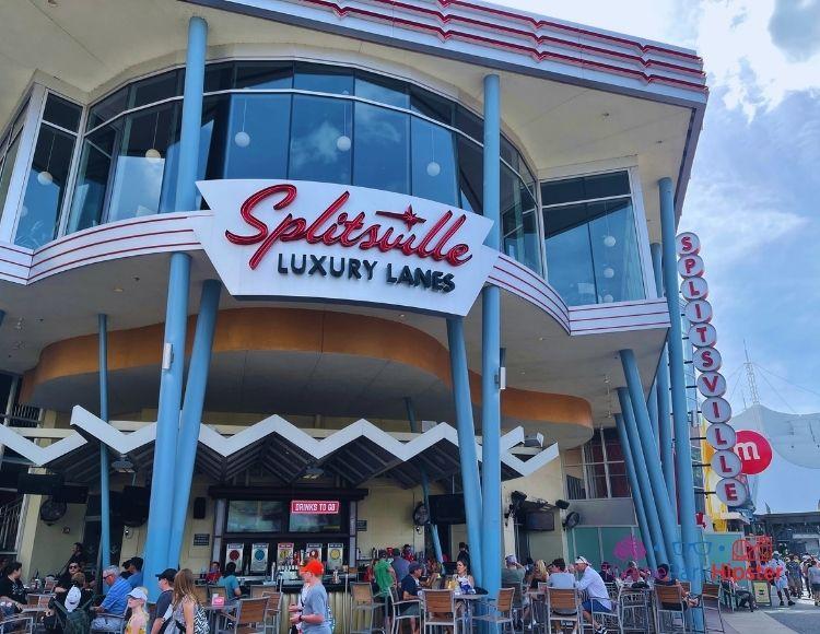 Splitsville Bowling Alley at Disney Springs