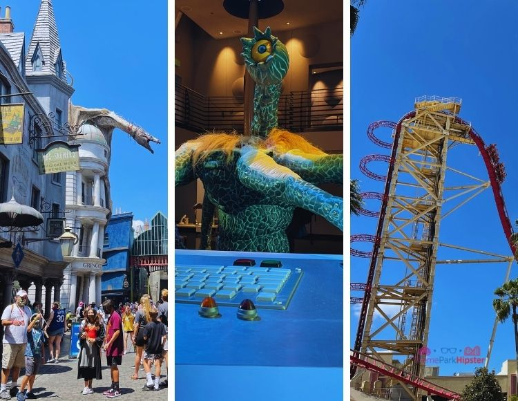 5 Best Rides at Universal Studios Orlando Florida
