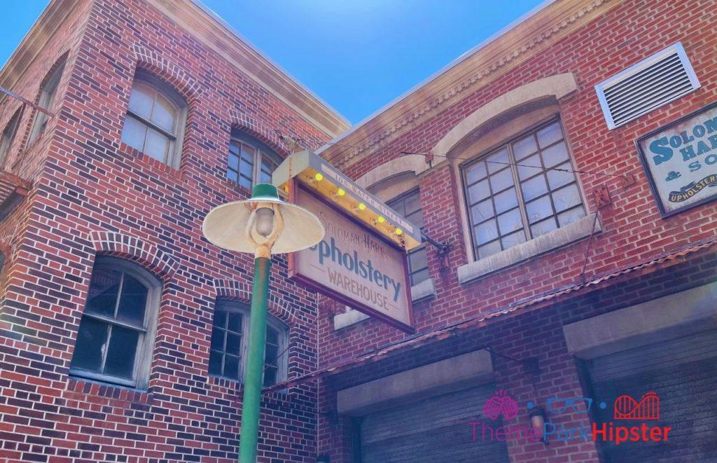 Back Alley at Universal Studios Florida