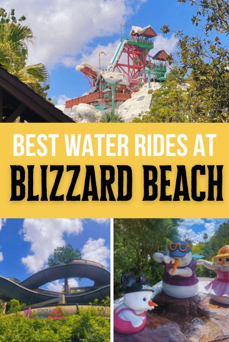 Best Rides at Blizzard Beach Disney Water Park