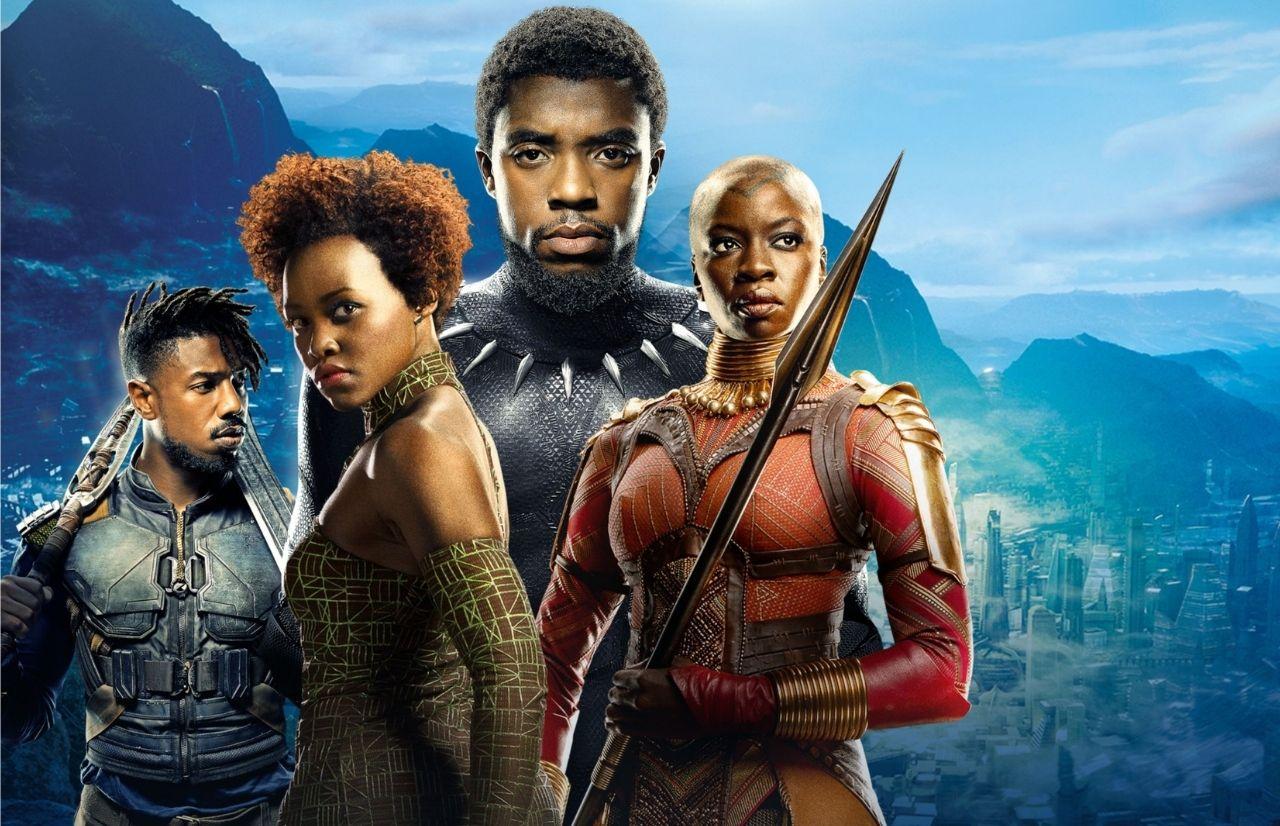 Black Panther Disney Plus Film Cover