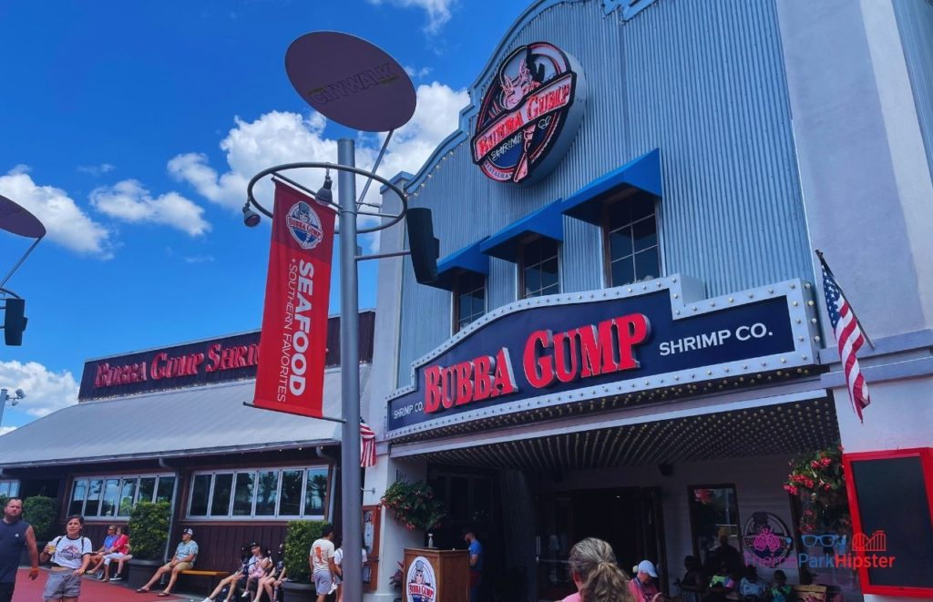 Bubba Gump Universal Orlando