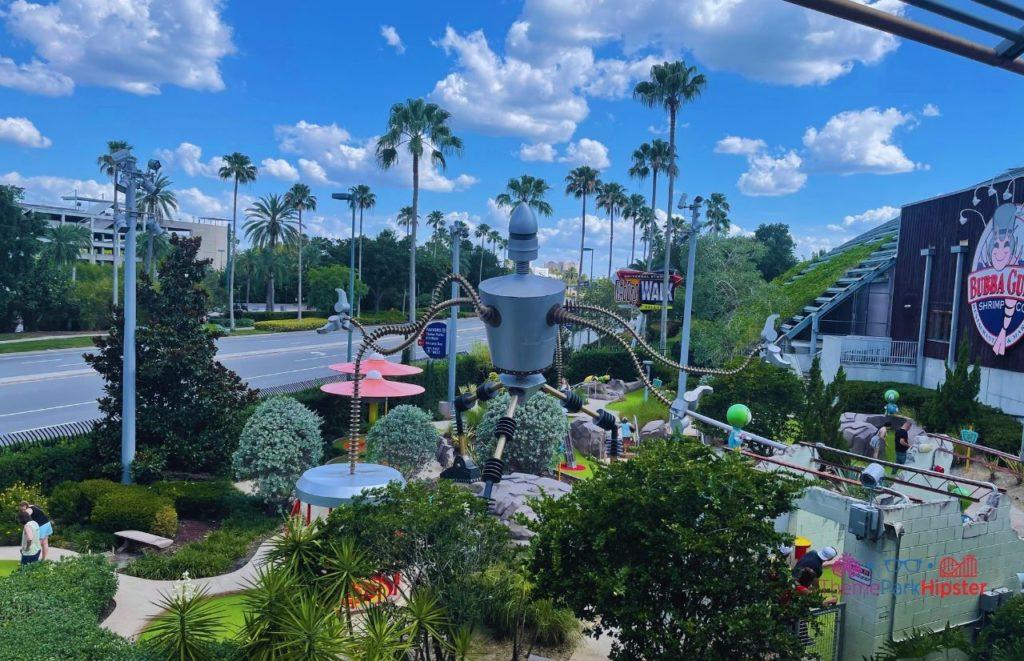 CityWalk Orlando Put Put Golf