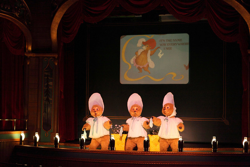 Country Bear Jamboree Magic Kingdom Show