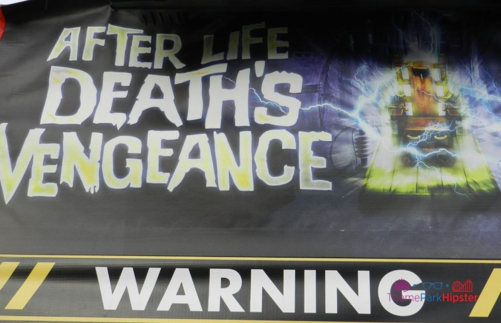 HHN 2013 After Life Deaths Vengeance