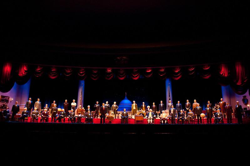Hall of Presidents at the Magic Kingdom