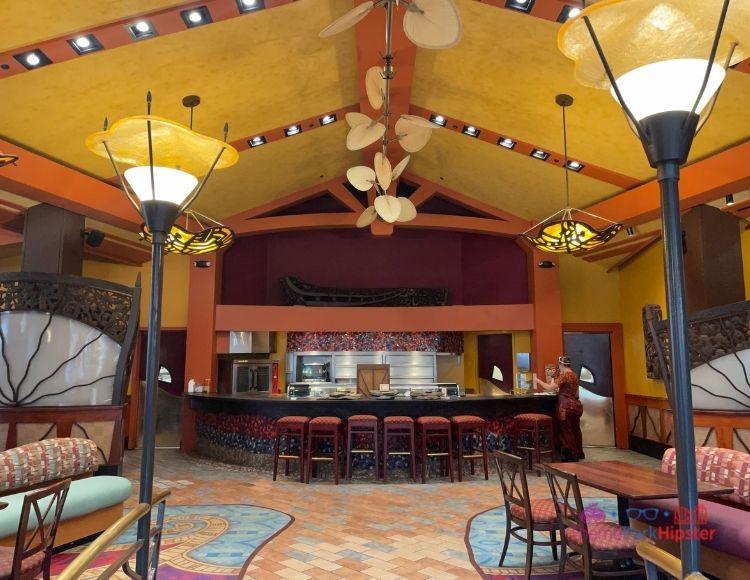 Kona Cafe Polynesian Resort Walt Disney World
