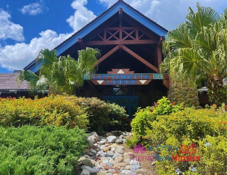 Lottawatta Lodge at Blizzard Beach Water Park