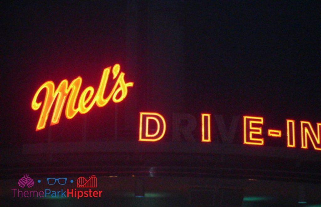 Mel Die In HHN 2009