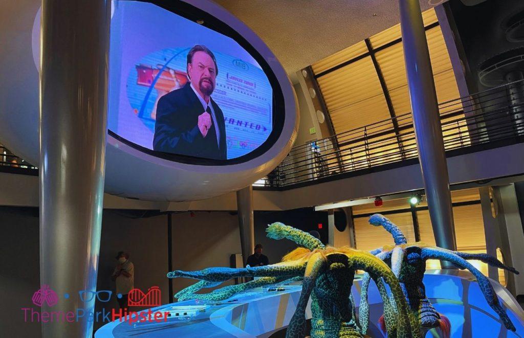 Men in Black Alien Attack Immigration Tour Universal Studios Orlando VIP Tour