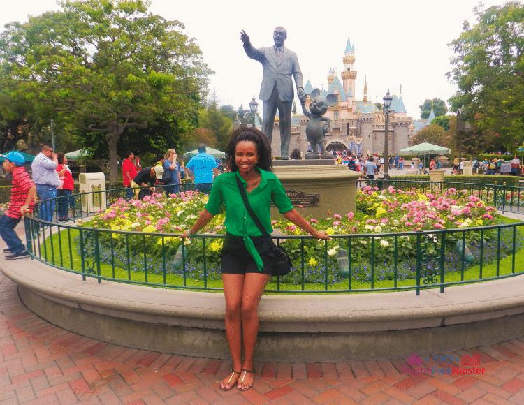 NikkyJ at Disneyland in July