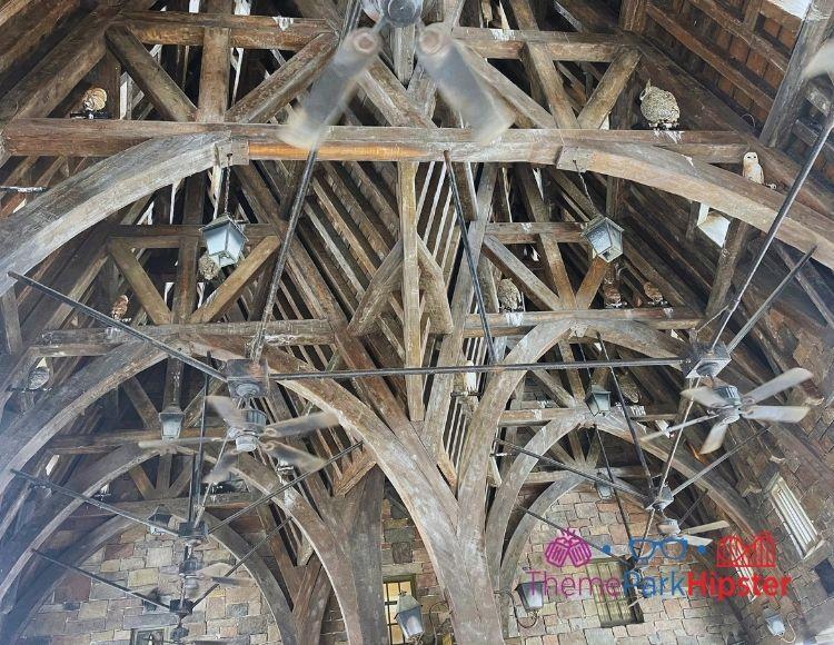 Owlery in Hogsmeade. Wizarding World of Harry Potter Hidden Secrets.