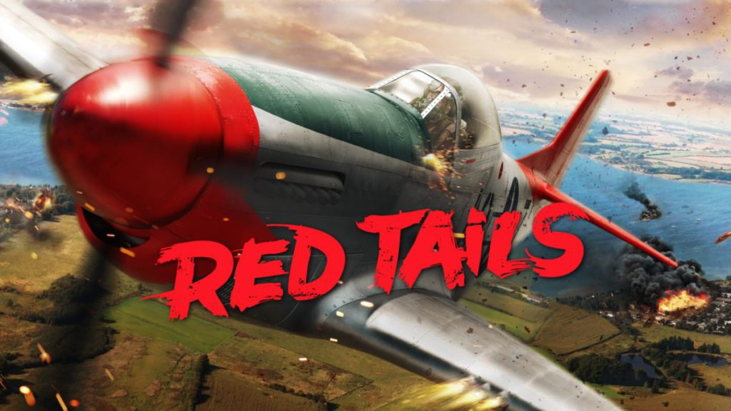 Red Tails on Disney Plus