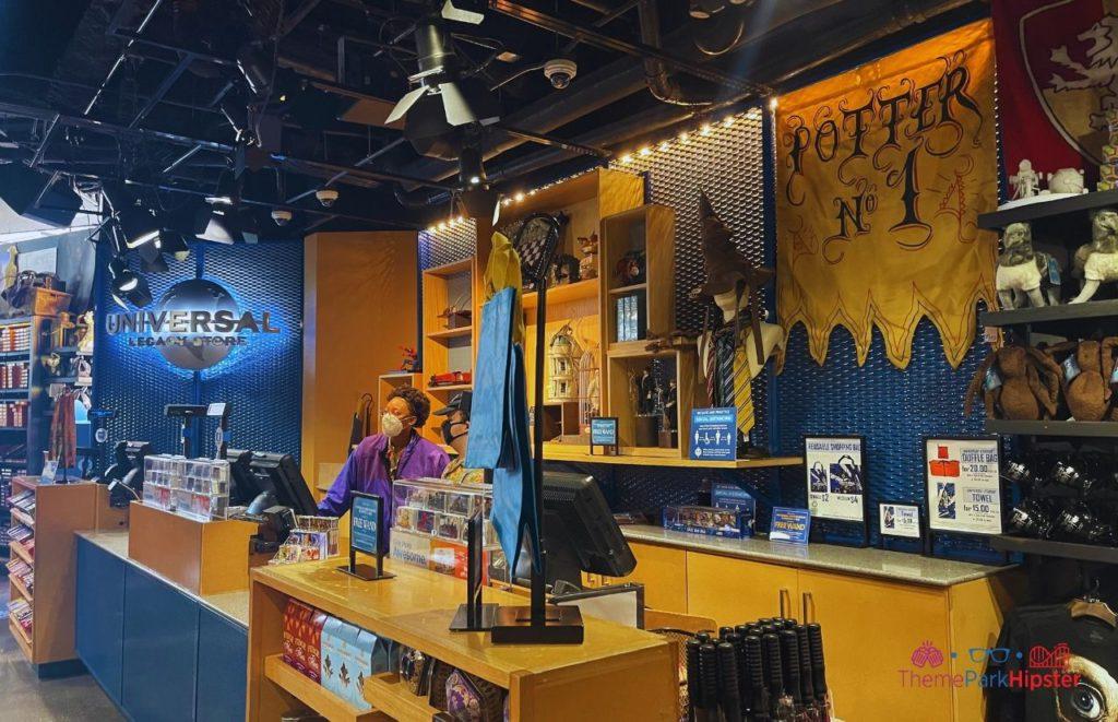 Universal Legacy Store Harry Potter Merchandise