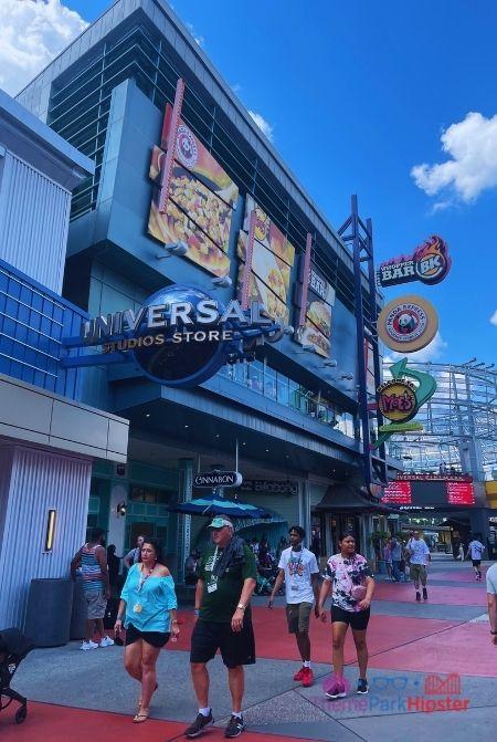 Universal Studios Store Entrance