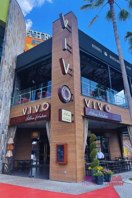 Vivo Italian Kitchen Universal Orlando