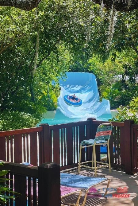 Teamboat Springs one of the best rides at Blizzard Beach