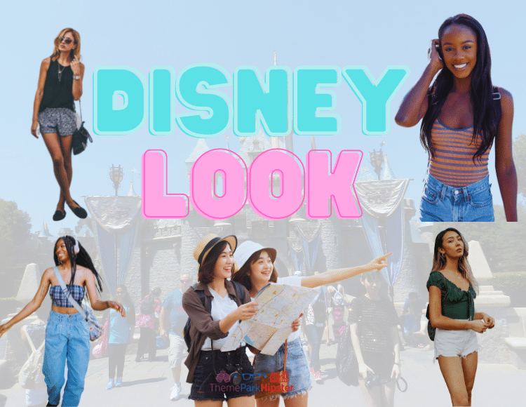 What to wear to Disneyland in July Outfit Ideas
